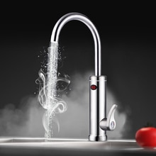 Electric faucet hot faucet fast electric heating faucet water heater