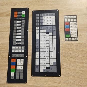 for Sodick slow-moving wire operation panel keyboard  wire cutting accessory button film  AQ360LS  AQ55OL  AQ325L  AQ535L  AQ537