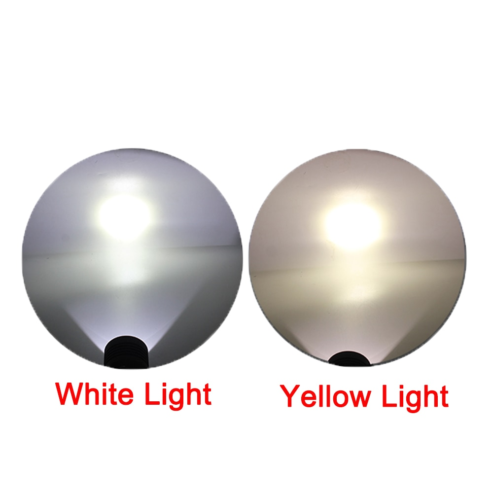Tactical LED Diving Flashlight Torch 26650 Waterproof Underwater 100M XML L2 Dive Lamp Lanterna Yellow/White Light led Torch enlarge
