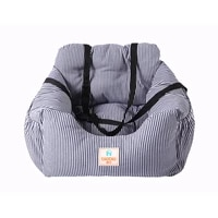 car kennel dog accessories pet outing travel car cushion small and medium sized dog kennel cushion removable doghouse cushion