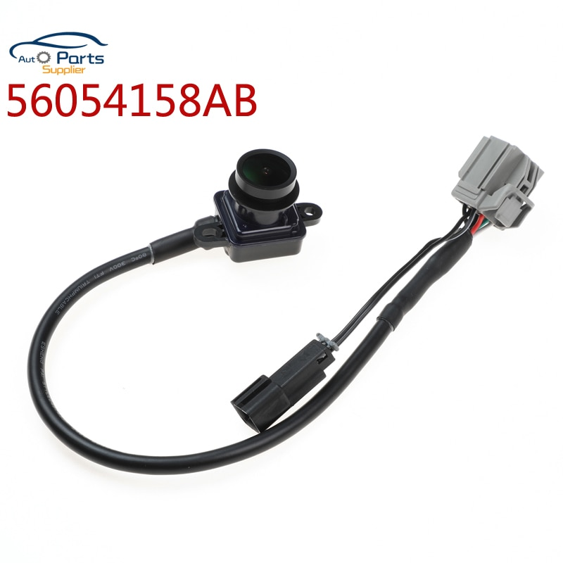 Get New 56054158AB View Backup Parking Camera For Dodge Journey 2011 2012 2013 2014 2015 2016 2017 2018 2019 2020