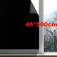 one way mirror window film stained vinyl glass self adhesive film black heat insulation solar window tint privacy for home
