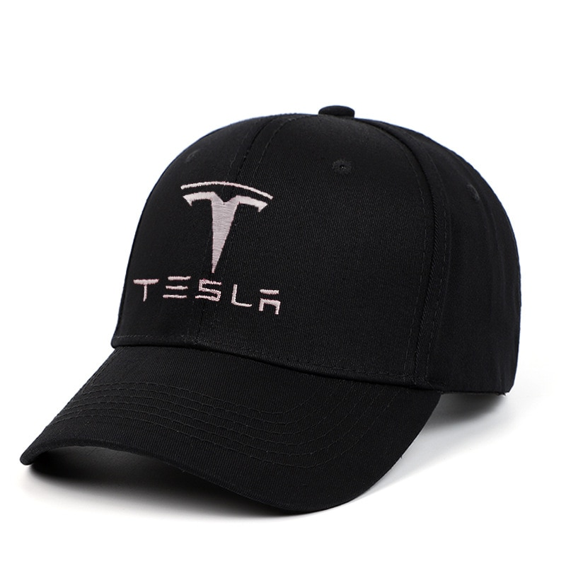 fashion Brand car tesla Baseball Cap Men Snapback Cap women unisex For tesla Baseball Caps For Men car hats Car Accessories