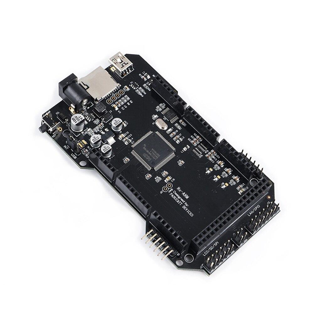 Base de luz de potencia en la placa de Control Mega2560, piezas de repuesto para impresora 3D de 100Mhz, accesorios de 32 bits, Mini herramienta para Ramping 1,4 1,5 1,6