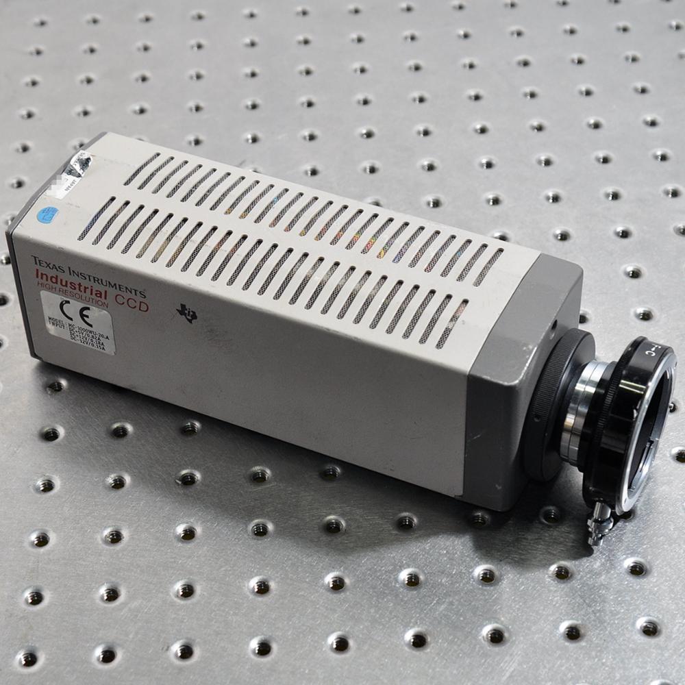 TEXAS INSTRUMENTS MC-1000WU-20 A High resolution industrial CCD