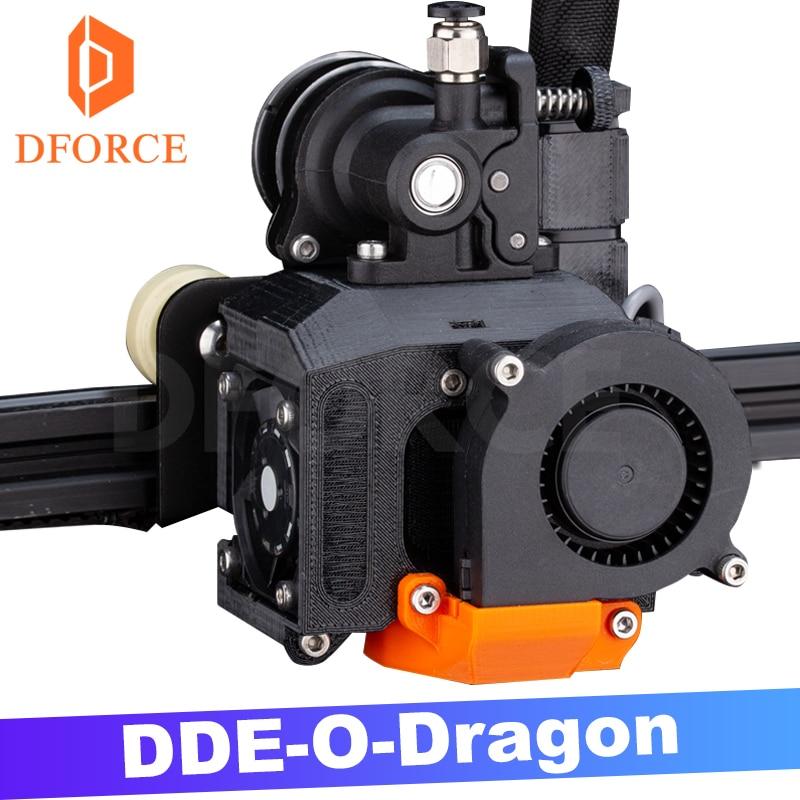 DFORCE DDE-أوربيتير-دراجون هوتيند المباشر محرك الطارد المدارة لcreality3d Ender3 /pro Ender5 CR10 CR10S BLv طابعة ثلاثية الأبعاد