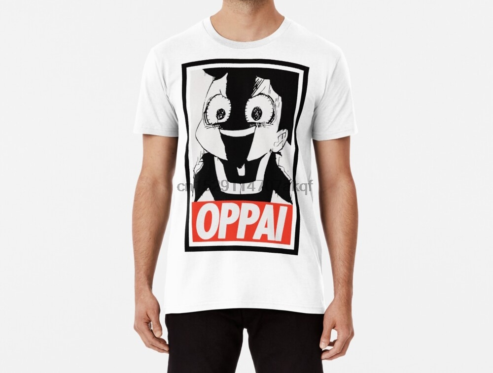 Camiseta divertida para hombre Mineta master of Oppai, camiseta para mujer