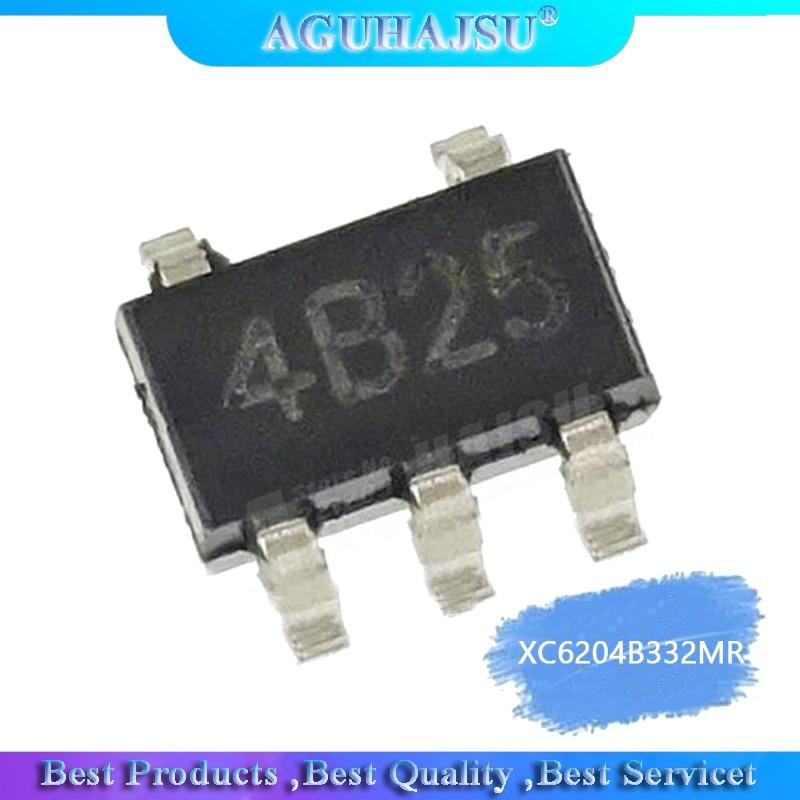 10 pièces/lot XC6204B332MR XC6204 SOT-23-5 nouveau original