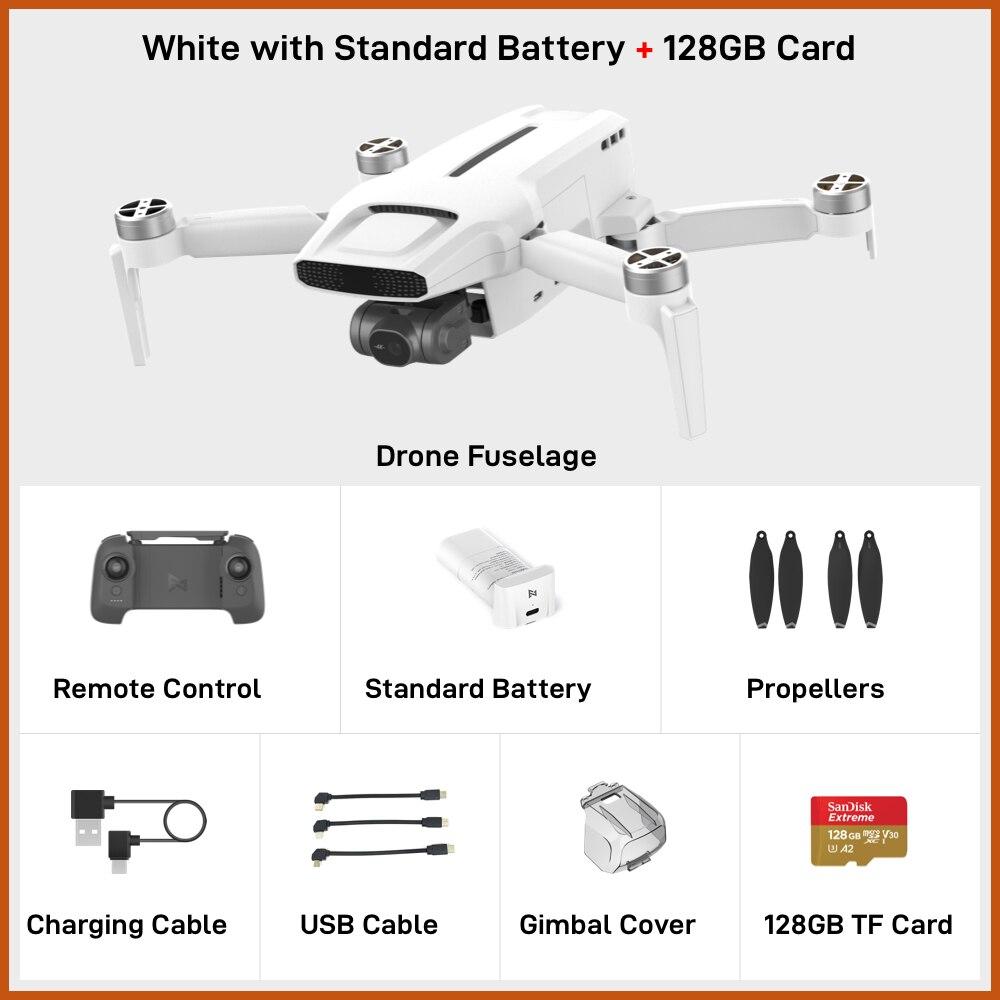 FIMI X8SE 2020 Черная Камера Дрон cmbo 2 батарея Сумка Профессиональный вертолет RC Дрон 8 км FPV 3-осевой шарнир 4K камера GPS 35 минут