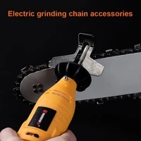 sharpening kit chains tool electric grinder sharpening polishing attachment set saw chains tool chainsaw sharpening kit