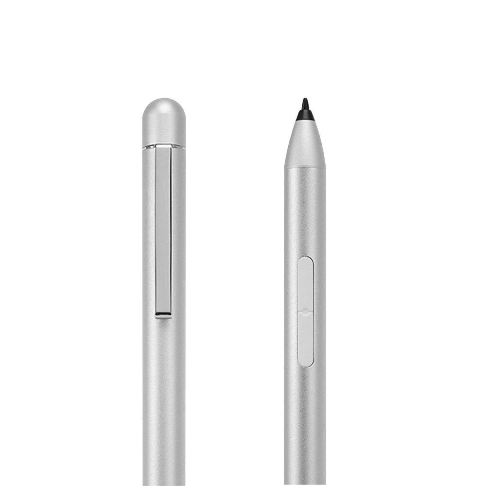 Nueva llegada Tablet lápiz stylus activo plateado para microsoft surface 3 Pro 6 Pro 3 Pro 4 Pro 5 para Surface Go Book d25 lápiz
