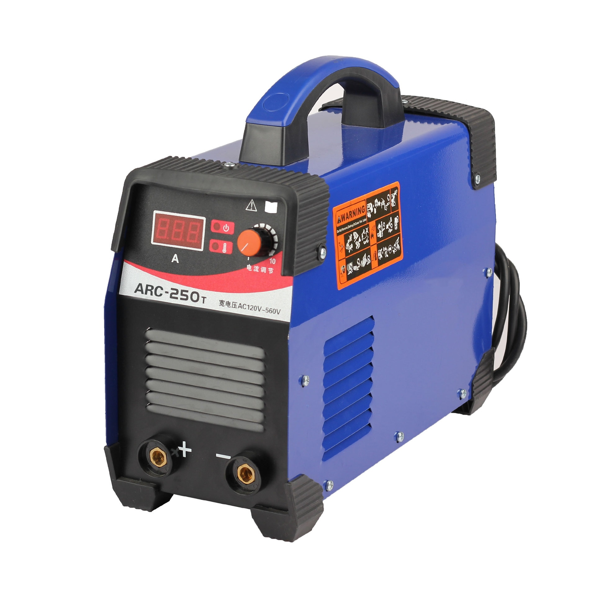 Electric welding machine ZX7-250 dual voltage 220v380v household small portable portable