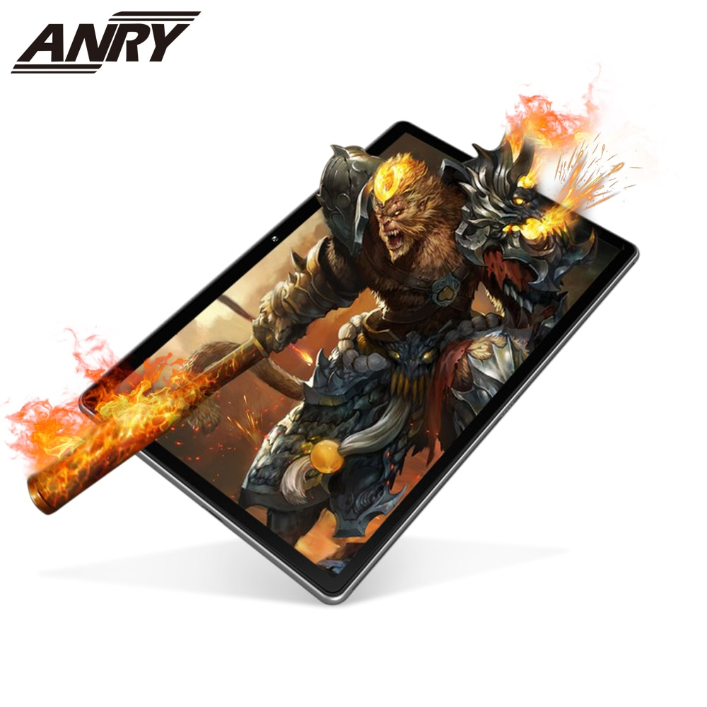 ANRY Android Tablet 11.6 Inch MTK6797T X25 Deca Core Processor 3G RAM 32G ROM 1920*1080 4G Phone call android 8.1 tablet Pc
