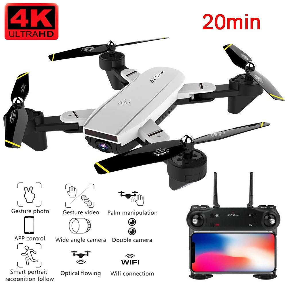 SG700D Дрон 4K HD Двойная камера WiFi передача от первого лица оптический поток вертолет с ДУ дроны камера RC Дрон Квадрокоптер, Дрон игрушка