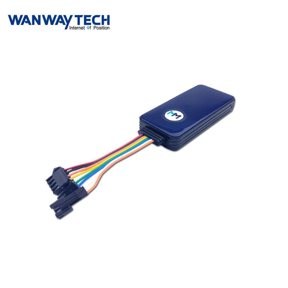 Wanhaytech carro gps tracker g19s parar motor de monitoramento voz gps/beidou apoiado posicionamento rápido dispositivo rastreamento