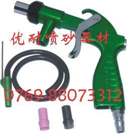 بندقية رمال مستوردة من تايوان ، منتج أصلي ، تأثير جيد ، كفاءة عالية ، بدون ناسف رملي
