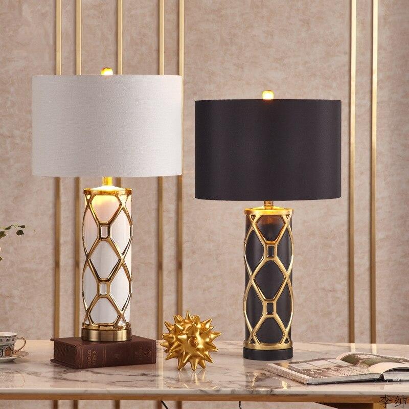 الشمال الراتنج المرجان أضواء مصابيح طاولة لغرفة المعيشة غرفة نوم أباجورة ديكور المنزل مصباح الطاولة إضاءة داخلية الإنارة