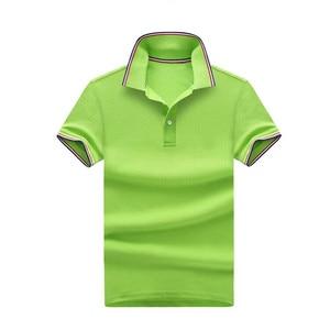 LJ493 Brand New Men's Polo Shirt Men Cotton Short Sleeve Shirt Sportspolo Jerseys Golftennis S - 3XL Camisa Polos Homme