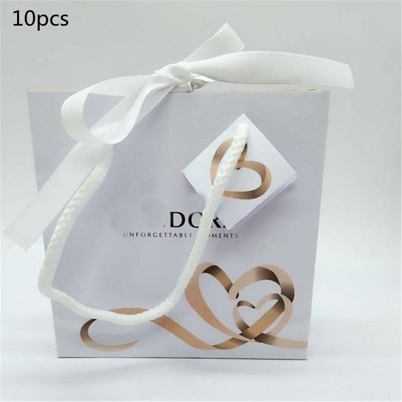10/30/50 Pcs Velvet Bag Paper Bag Jewelry Gift Packaging Bags Ring Beads Earrings Necklace Bracelet Fit Original Pandora