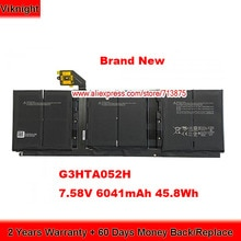 Brand New G3HTA052H Battery DYNT02 for Microsoft Surface Laptop 3 13.5 1867 1868 7.58V 6041mAh 45.8W