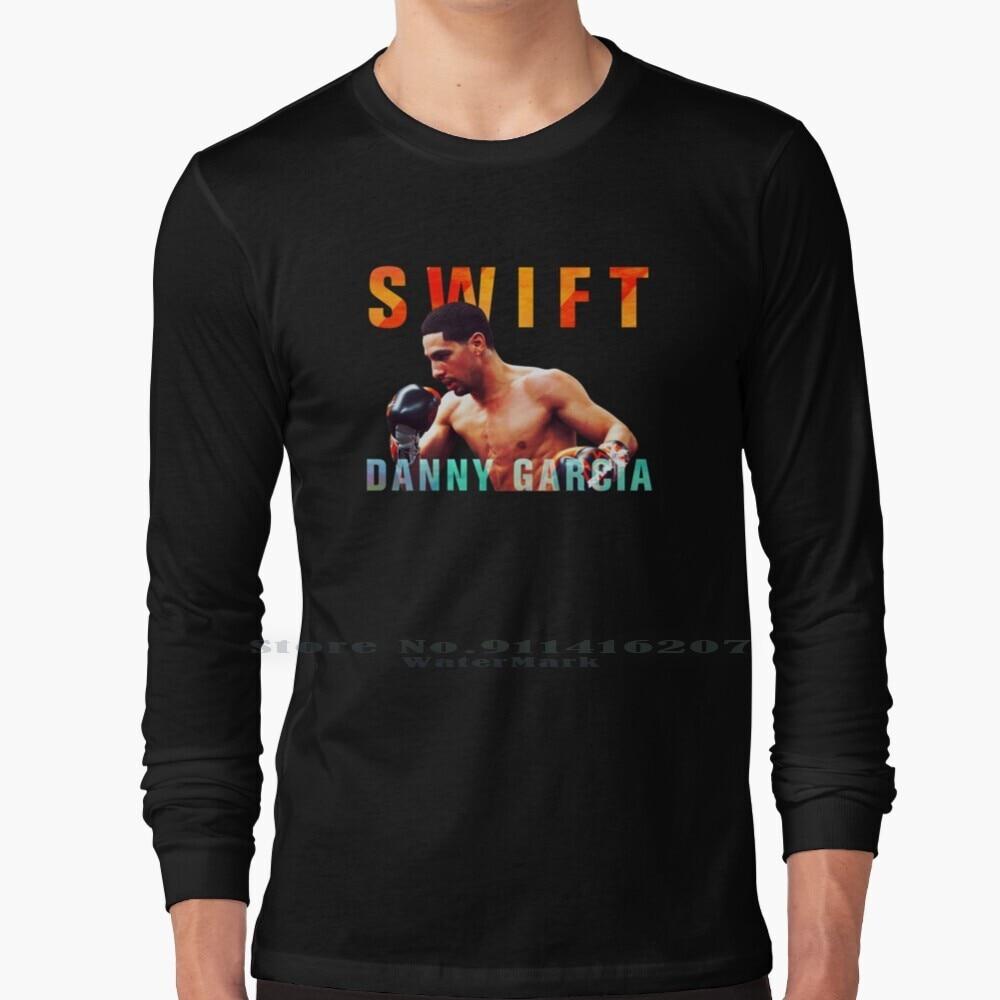 Danny Swift Garcia Boxing Long Sleeve T Shirt Danny Garcia Danny Swift Garcia Errol Daniel Jacobs Miracle Man Kingry Ryan