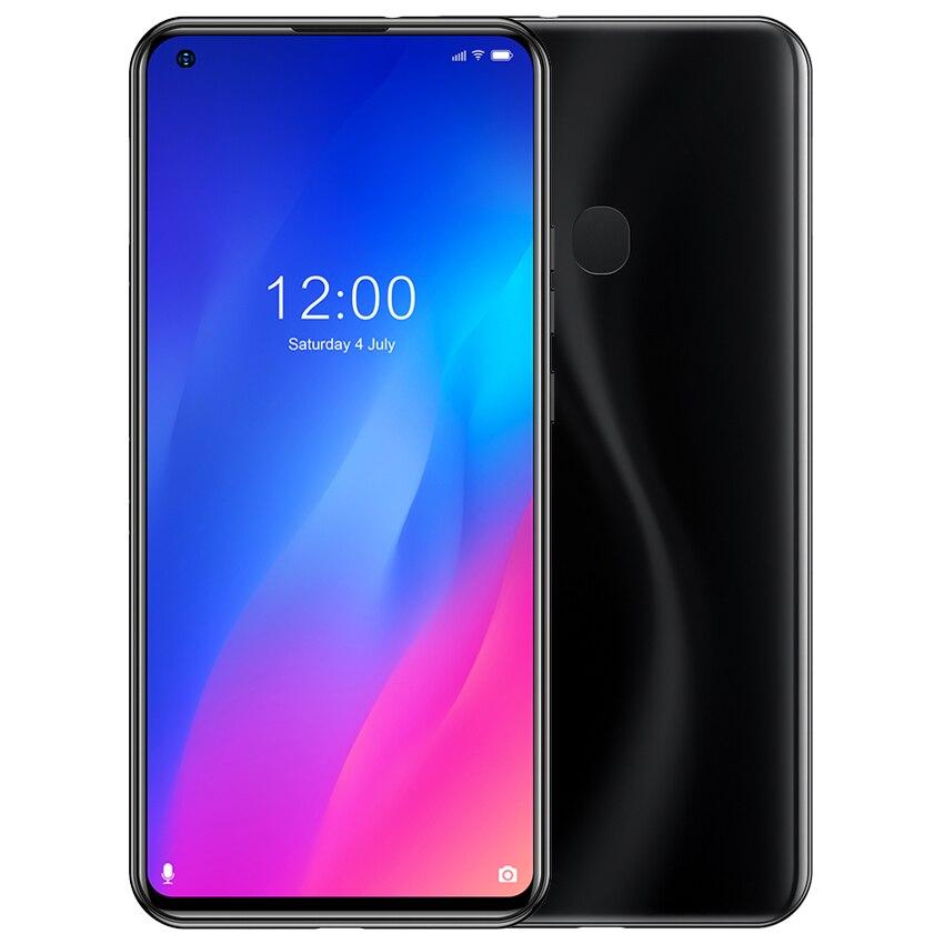 Doogee N30 4G смартфон 4 Гб 128 ГБ Android 10 Full Netcom 6,55 дюйм HD + экран 16MP Quad задние камеры MT6762V 4180mAh мобильный телефон