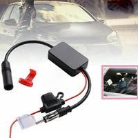 Усилитель FM-радиосигналов в автомобиль