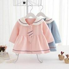 Bébé filles robes pour nouveau-né mignon à manches longues robe 2020 automne mode bébé robe enfant en bas âge fille vêtements 0-2y infantile Vestidos