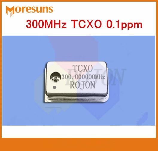 150MHz 160MHz 180MHz 250MHz 300MHz 305MHz 400MHz TCXO 0.1ppm de calibración de la frecuencia de comunicación estándar TCXO