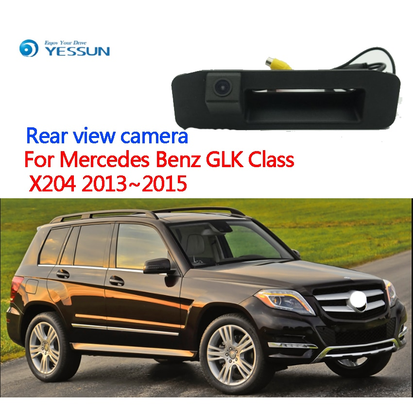 For Mercedes Benz GLK Class X204 2013 2014 2015 Car Rear View Camera Night Vision CCD+high quality