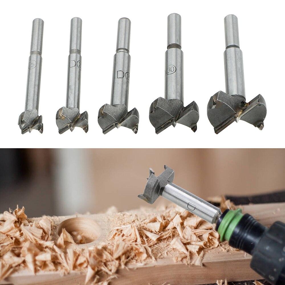 Abridor de agujeros para carpintería piloto con huecos 15/20/25/30/35MM bisagra perforadora de sierra perforadora de madera