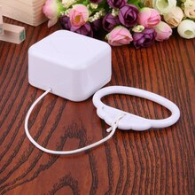 High Quality White Pull Ring Music Box Cord Infant Kids Toy Random Songs Baby Rattles & Mobiles Bed