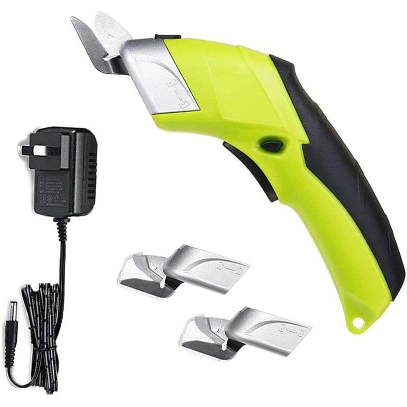 Электрические ножницы, режущий инструмент, беспроводные электрические ножницы для резки ткани, перезаряжаемые ножницы для резки бумаги