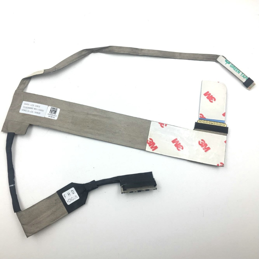 new original for Dell Precision M4700 led lcd lvds cable DC02C002900 0NV9R0 NV9R0 CN-0NV9R0