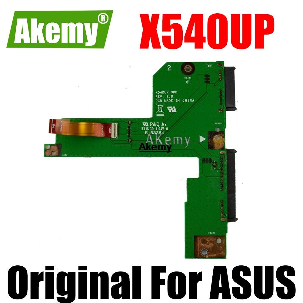الأصلي ل For For For Asus F540U A540U R540U VM520U HDD مجلس محرك أقراص مجلس اختبار موصلات جيدة مع كابل