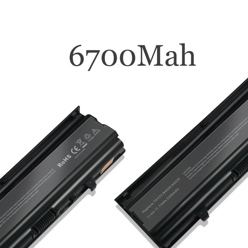 1 шт. новый ноутбук Батарея внутренний для Dell N4020 Inspiron 14 в 14VR N4030 N4030D M4010 M4050 TKV2V