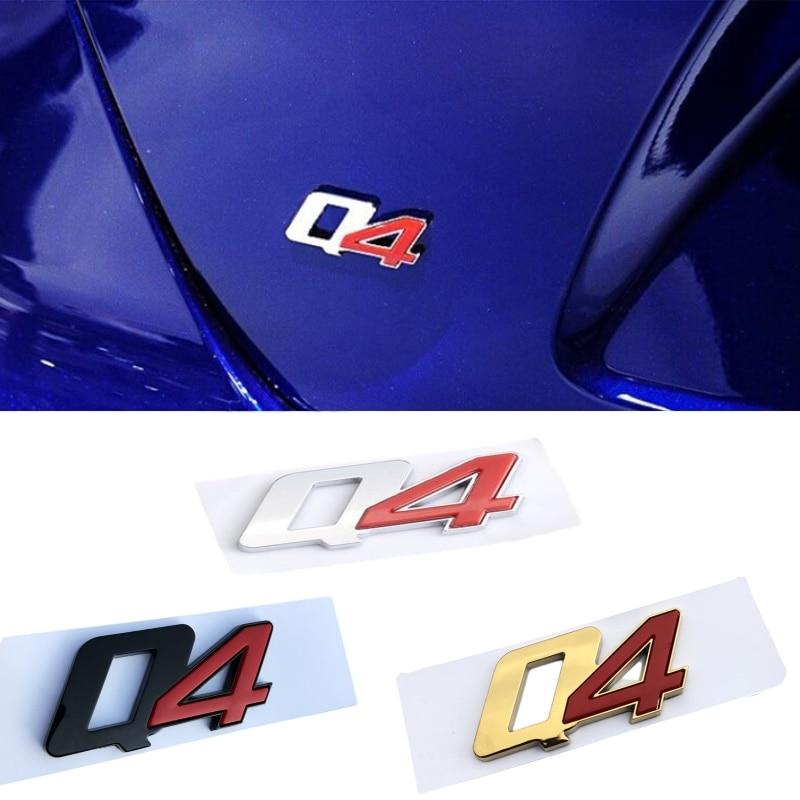 Adesivos de carro decalques abs tronco crachá para maserati levante quattroporte ghibli gransport cinquettroporte v6 v8 q4 sq4 logotipo estilo