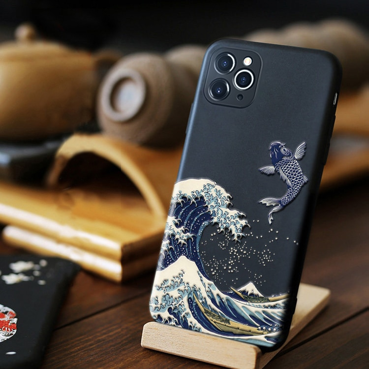 Волнистый 3D чехол для телефона iphone 11 Pro Max 7 8 6 s 6 s Plus чехол для Funda iphone SE 2020 X XR XS Max 5 s 5s se чехлы