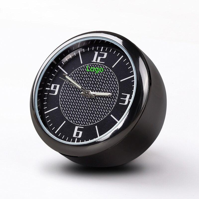 Luminous tabeli remont samochodu zegar kwarcowy dla Jaguar, Cadillac, Land Rover, Infiniti zegarek ozdoby wnętrze domu akcesoria