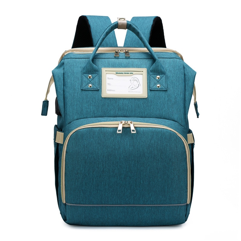 Mummy Maternity Diaper Bag Large Capacity Nursing Travel Backpack Stroller Baby Bag Baby Care Nappy Changing Bag