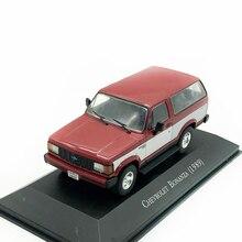 IXO 1/43 Chevrolet Bonanza 1989 Chevrolet Legierung SUV Modell Sammlung Auto