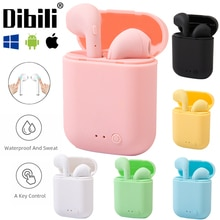 MINI-2 Earphones Wireless Headphones Waterproof Earbud Bluetooth Music Earpieces Sports Headset Work