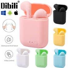 MINI-2 Earphones Wireless Headphones Waterproof Earbud Bluetooth Music Earpieces Sports Headset Works On All Smartphones Stereo