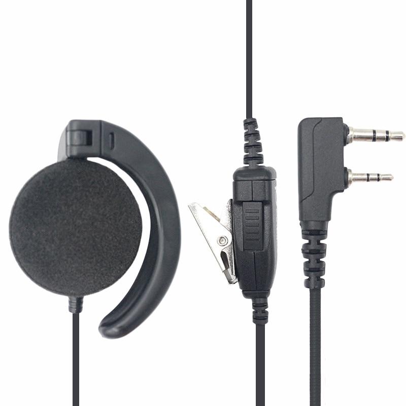 Boafeng auricular ptt uv82 uv5r uv9rplus radio accesorios bf888s Para kenwood baofeng...