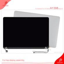 A1398 LCD HANXUNDA nuevo ensamblaje Original de pantalla Lcd para Macbook Pro Retina 15,4 pulgadas genuino MONTAJE DE Dispaly