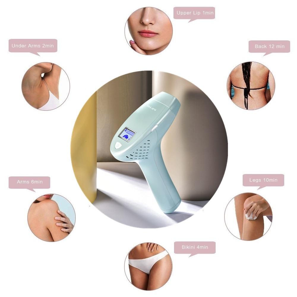 Mlay M3 depilador a laser hair removal machine pigmentation apparatus with 500000 shots bikini hair remover epilador for women enlarge