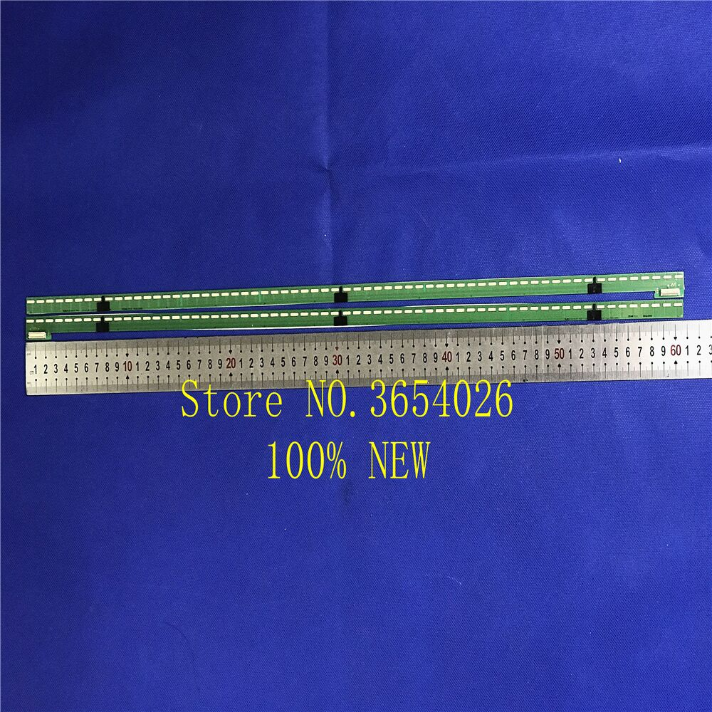 2 unid/lote Original para SONY kdl-55w950b barra de luz 6922l-0122A LC550EUF (FG) (F1) 1 pieza = 64 LED 60cm