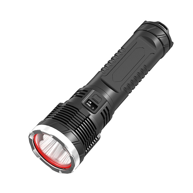 xanes lanterna para acampamento iluminacao externa forte tela oled usb recarregavel