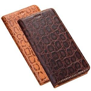 Деловой Магнитный чехол для телефона из натуральной кожи, чехол для OPPO A59/OPPO A57, чехол для телефона OPPO A53/OPPO A52, откидной чехол, чехол