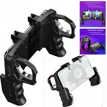 K21 Game Controller Metal Pubg Controller Joystick For Phone For Pubg Gamepad Trigger 4-6.5inch Mobi